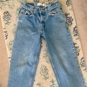 Vintage crop mom jeans LEVI 27 x 29